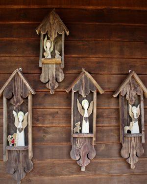 Współczesne rękodzieło i inne artykuły drewniane